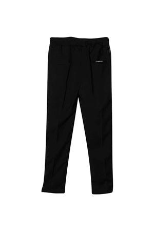 Pantaloni neri bambino con coulisse Les HOMMES | 9 | KLP204324L9000