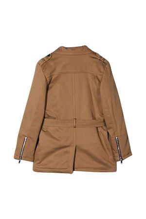 Trench marrone bambino con cintura. Les HOMMES | 1463385353 | KLQ502335U2350