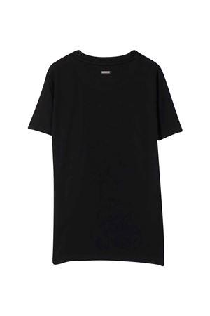 T-shirt nera bambino Les HOMMES | 8 | KLT205739P9000