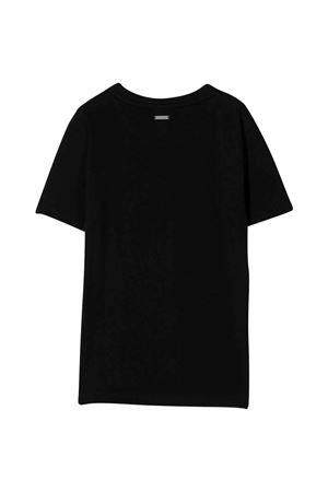 T-shirt nera bambino Les HOMMES | 8 | KLT210739P9000