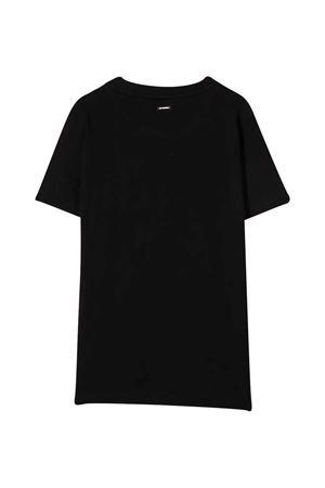 T-shirt nera bambino Les HOMMES | 8 | KLT220739P9700