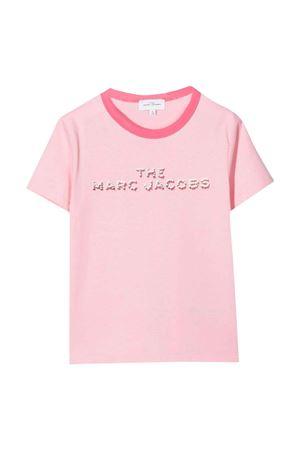 T-shirt rosa unisex Little marc jacobs kids | 8 | W1558145T
