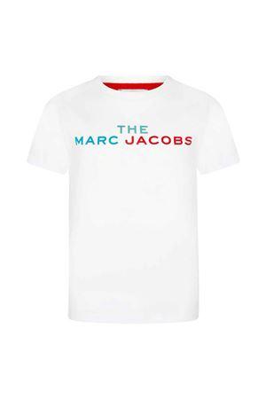 T-shirt bianca teen Little marc jacobs kids | 8 | W25506117T