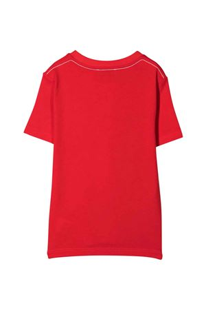 T-shirt rossa unisex Little marc jacobs kids | 8 | W2550697E