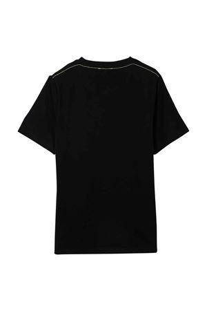 T-shirt nera bambino Little marc jacobs kids | 8 | W2550909B
