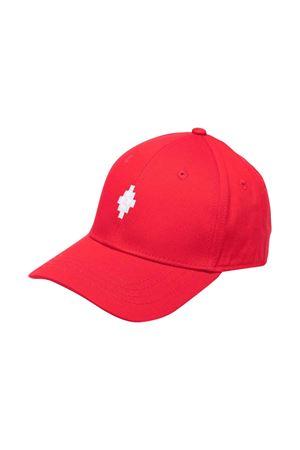 Cappello rosso bambino Marcelo Burlon kids | 75988881 | CBLB002F21FAB0012501