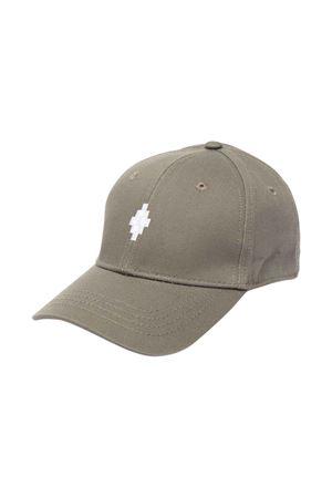 Cappello verde kaki bambino Marcelo Burlon kids | 75988881 | CBLB002F21FAB0015601