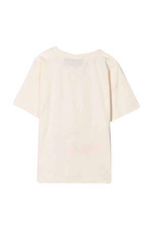White t-shirt  MINI RODINI   8   2172010411OFFWHITE