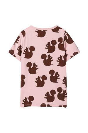 Pink T-shirt  MINI RODINI   8   2172010528PINK