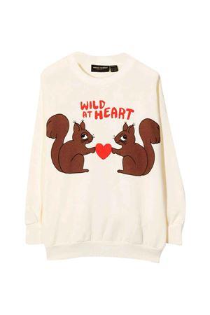 White sweatshirt  MINI RODINI   -108764232   2172015010WHITE