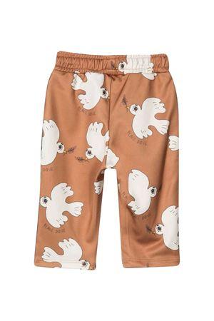 Newborn brown trousers  MINI RODINI   9   2173013416BROWNB