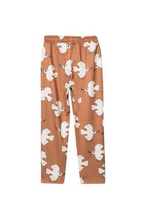 Mini Rodini kids brown trousers  MINI RODINI   9   2173013416BROWN
