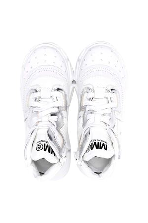 unisex white sneakers MM6 KIDS | 90000020 | 689721