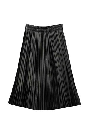 Black midi skirt teen pleated MM6 KIDS | 15 | M60007MM002M6900T
