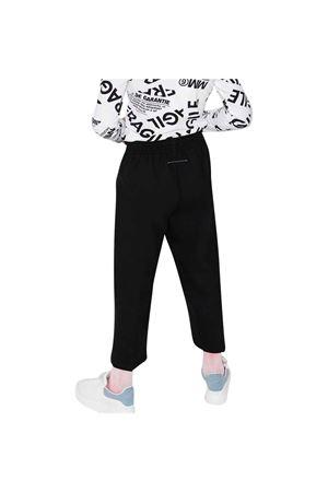 Black trousers teen slim cut. MM6 KIDS | 9 | M60010MM030M6900T