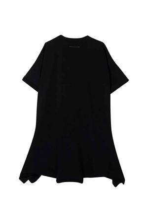 black teen dress  MM6 KIDS | 8 | M60023MM007M6900T