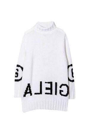 white teen sweater  MM6 KIDS | 7 | M60063MM028M6100T