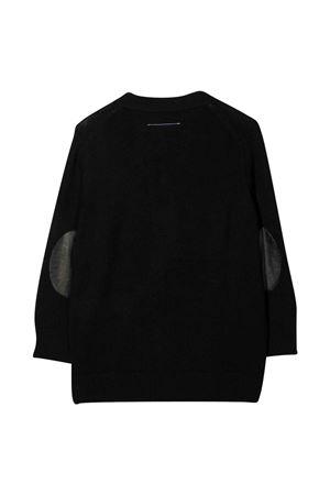 unisex black cardigan  MM6 KIDS | 39 | M60065MM027M6900T