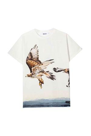 white t-shirt  MOLO | 8 | 1W21A2077472