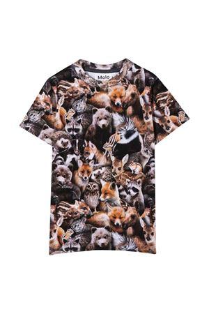 T-shirt multicolore bambino MOLO   8   1W21A2136346