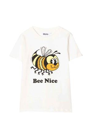 T-shirt bianca teen MOLO | 8 | 1W21A2182443T