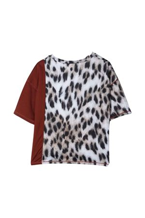 Teen leopard print T-shirt MOLO | 8 | 2W21A2116403T