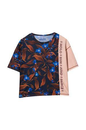 Multicolor print t-shirt MOLO | 8 | 2W21A2116415