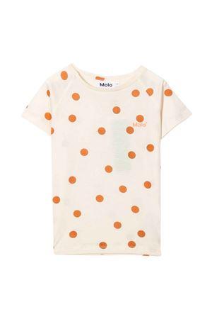 T-shirt a pois bambina MOLO | 8 | 2W21A2216431