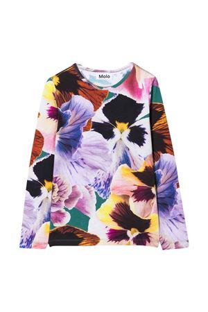 Multicolor print t-shirt MOLO | 8 | 2W21A4096372