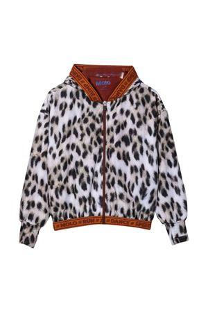 Animalier hooded jacket MOLO | 3 | 2W21M3056403