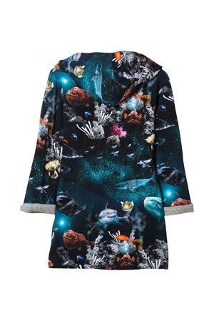 patterned unisex bathrobe  MOLO | 44 | 7W21W4016342