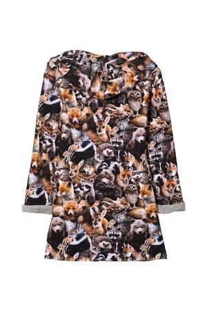 patterned unisex bathrobe  MOLO | 44 | 7W21W4016346