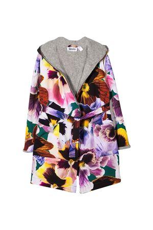 patterned unisex bathrobe  MOLO | 44 | 7W21W4016372