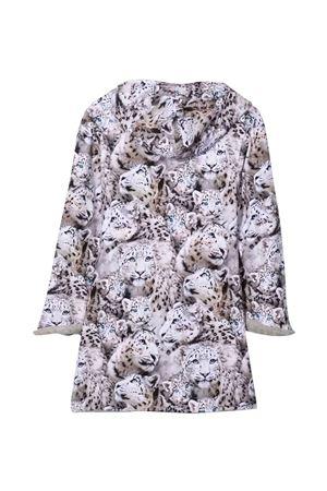 patterned unisex bathrobe  MOLO | 44 | 7W21W4016376