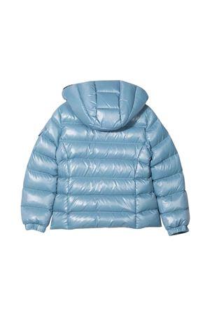 unisex light blue down jacket  Moncler Kids | 13 | 1A527106895071G