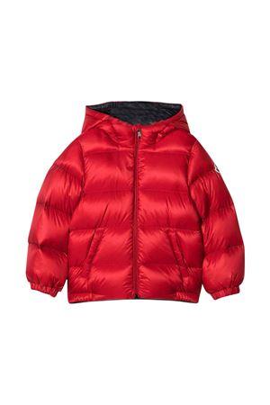 Newborn red down jacket  Moncler Kids | 13 | 1A5392053334455