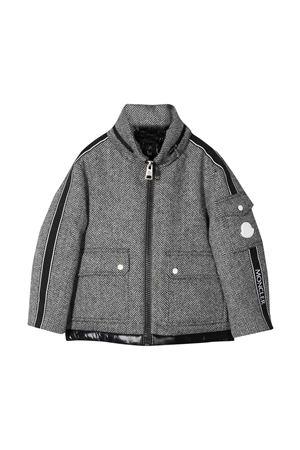 unisex herringbone jacket  Moncler Kids | 13 | 1A53I20595GE990