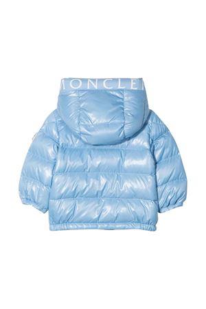 light blue down jacket  Moncler Kids | 13 | 1A5592068950713