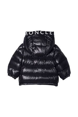 Black newborn down jacket  Moncler Kids | 13 | 1A5592068950742
