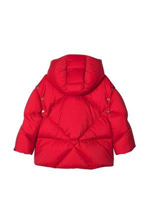 unisex red down jacket  Moncler Kids | 13 | 1B519105333345R