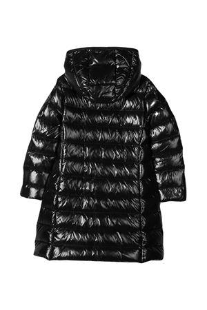 unisex black long down jacket  Moncler Kids   13   1C5011068950999