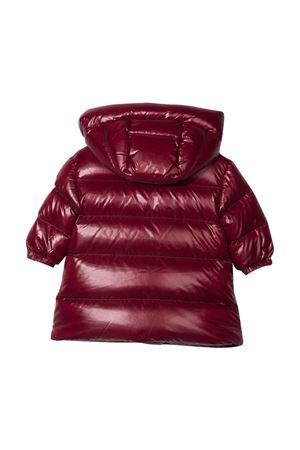 baby girl dark red down jacket  Moncler Kids | 13 | 1C5131068950468