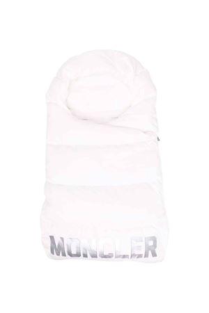 Sacco nanna bianco Moncler Kids | 1448880302 | 1G5180253333042