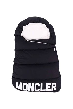 Sacco nanna nero Moncler Kids | 1448880302 | 1G5180253333999