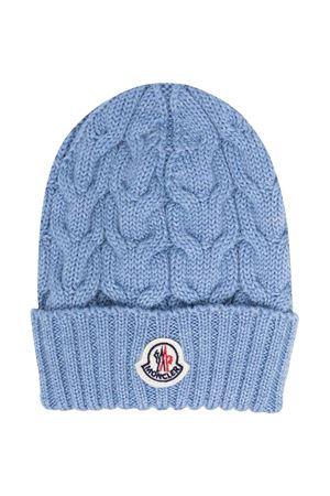 blue cap  Moncler Kids | 5032340 | 3B7152004S02727