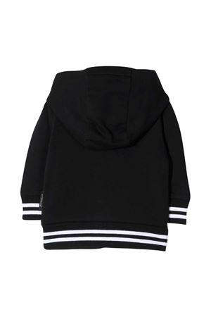 black sweatshirt  Moncler Kids | 7 | 8G7202080996999