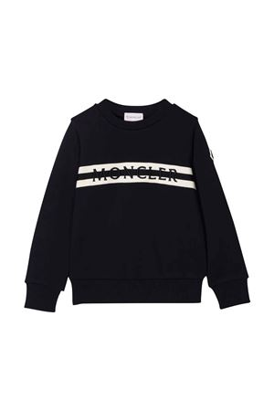 Black sweatshirt  Moncler Kids | 7 | 8G74420809B3778