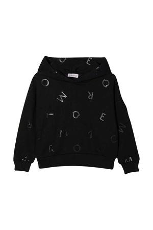 Black sweatshirt  Moncler Kids | 7 | 8G77310809B3999