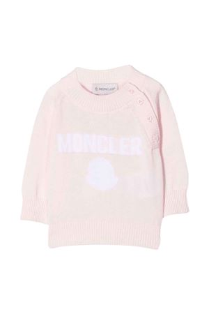 Pull neonata rosa Moncler Kids | 7 | 9C70600V9217503