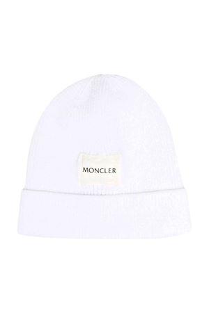 Cap with  logo Moncler Kids | 5032340 | 9Z70900V9217002